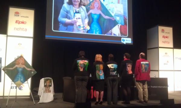The Health Informatics Conference 2012,Sydney